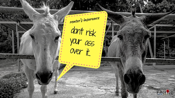 Don't add other occupants to your renters insurance