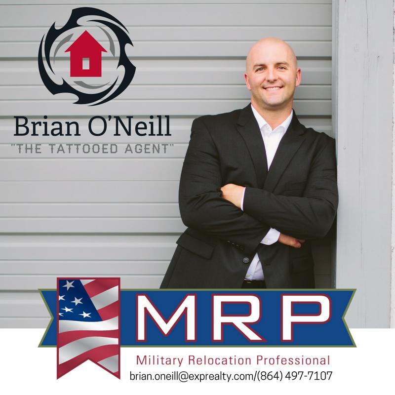Military Relocation Professional Brian O'Neill