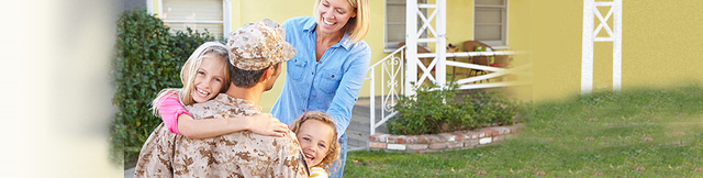 Military buyers and sellers using VA benefit