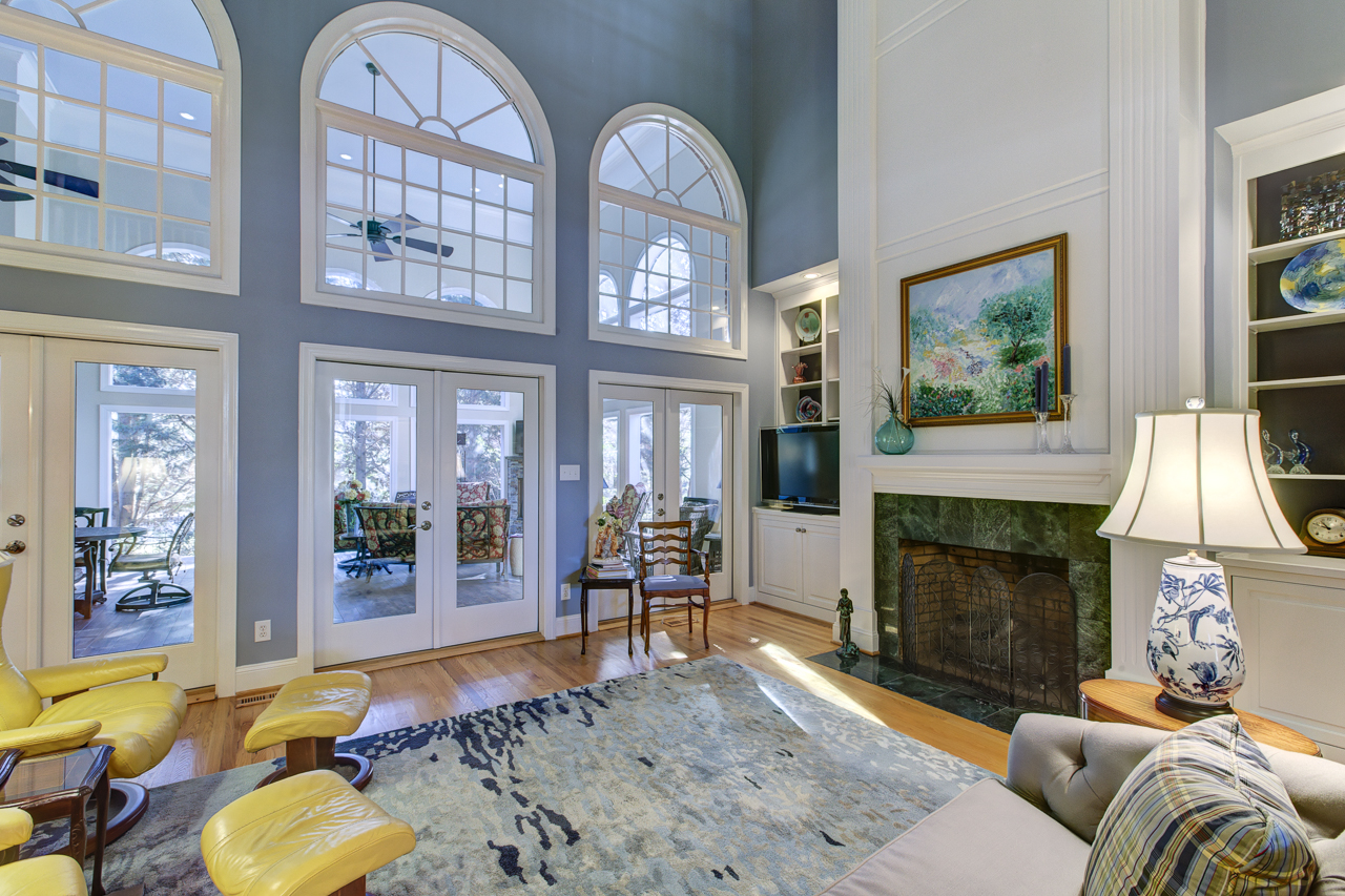 Great Room in 201 Raphael Drive