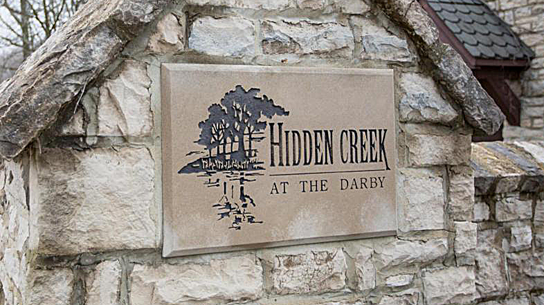 Hidden Creek at the Darby
