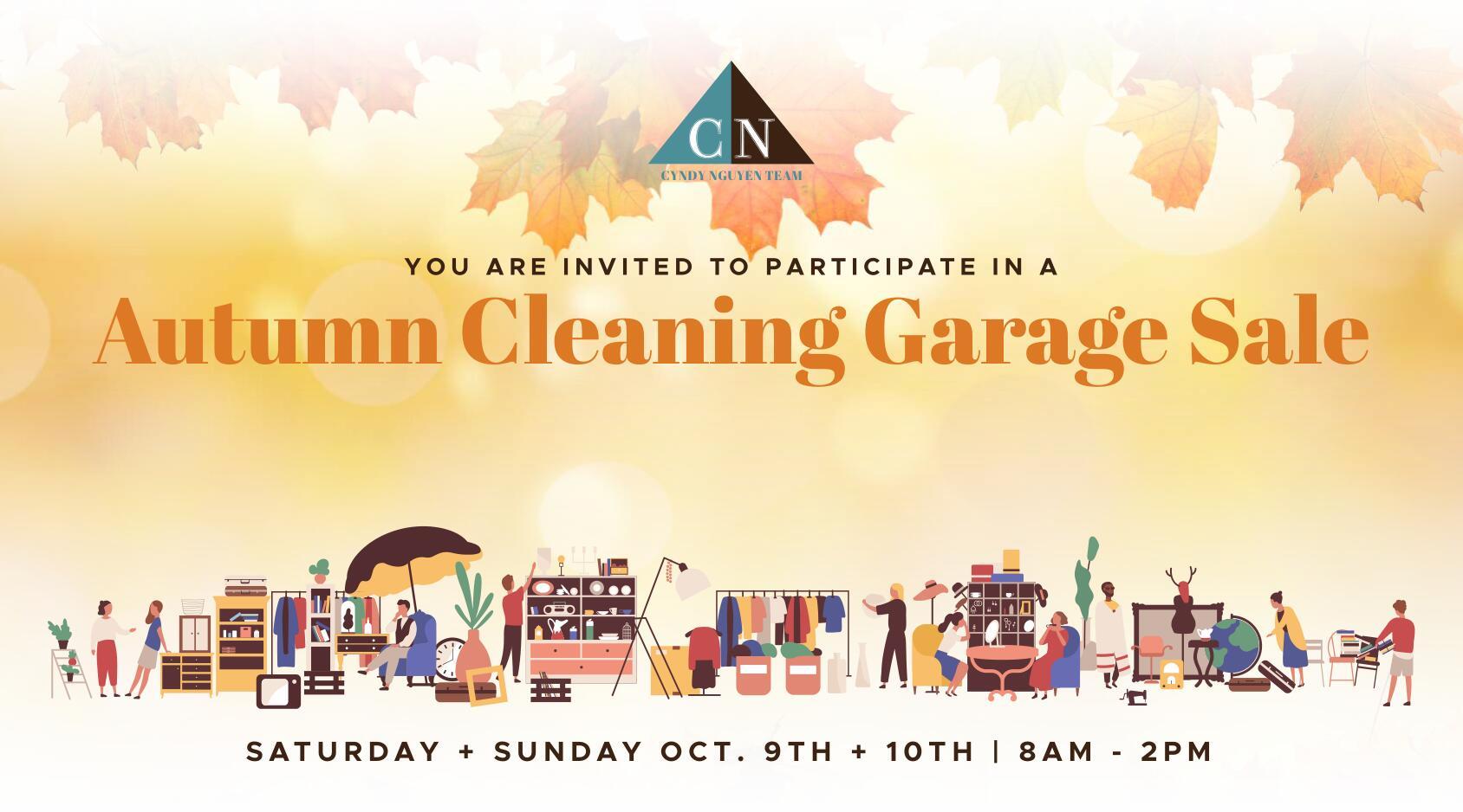Mount Washington Community Garage Sale!