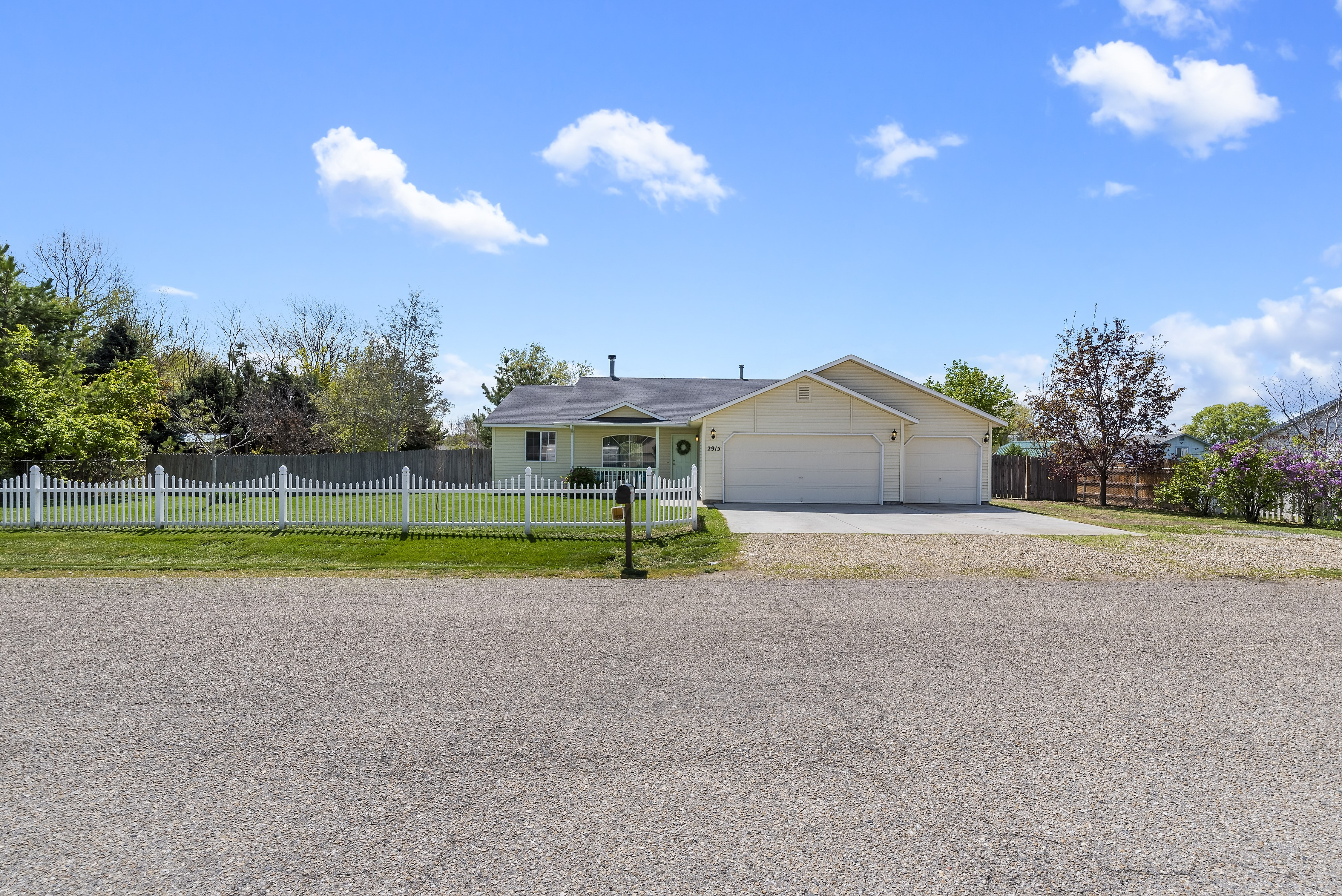 NOW SOLD! Park-Like Ambience | Nampa Home for Sale on .42 Acres