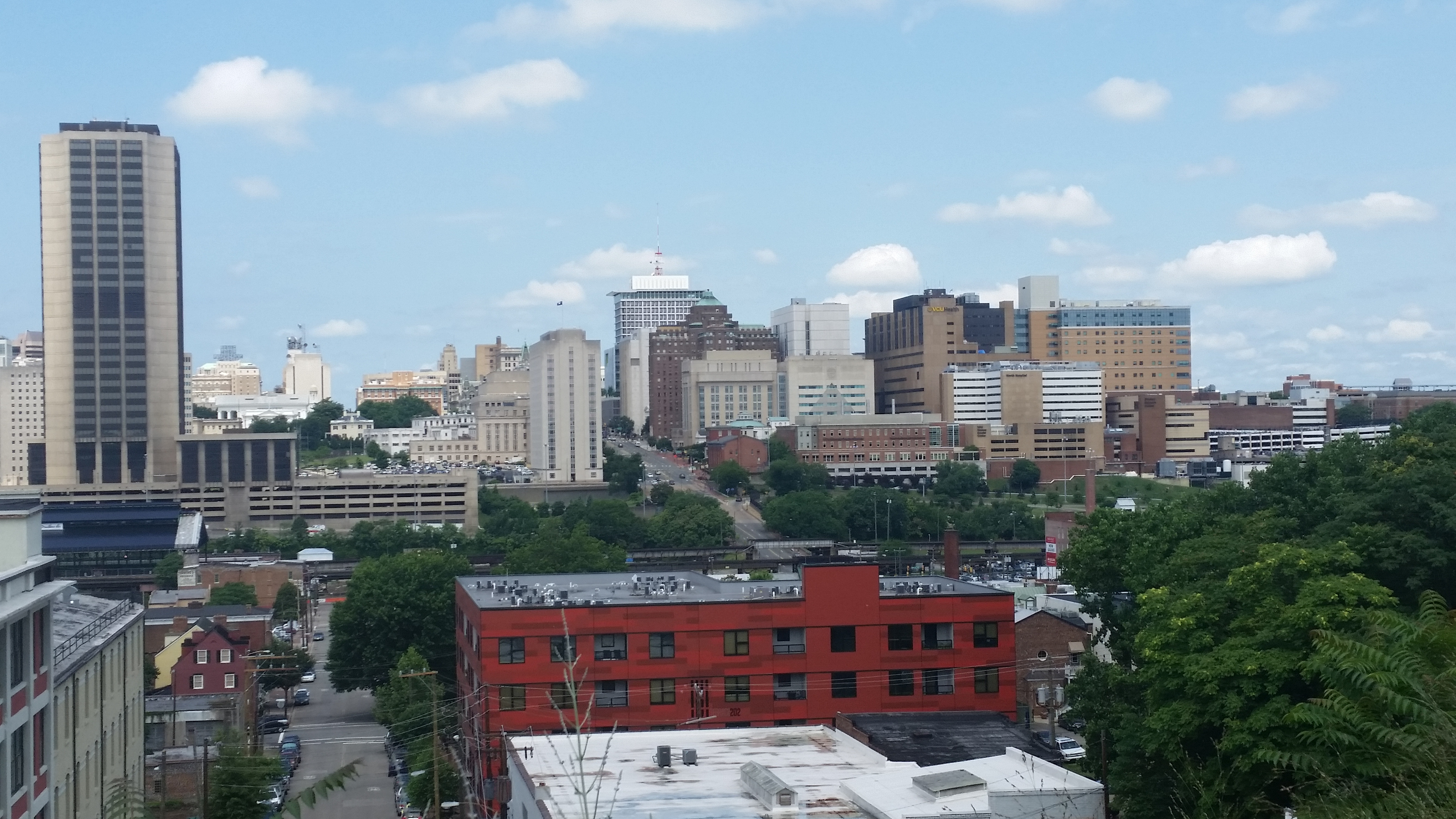 Millennials are moving to Richmond