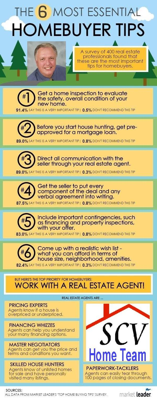 Tips for Homebuyers