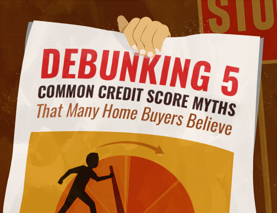 Debunking 5 Common Credit Score Myths