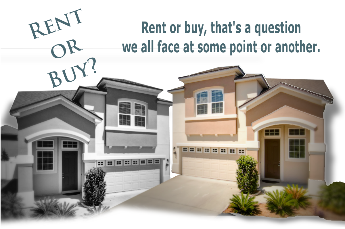 Rent or Buy a House
