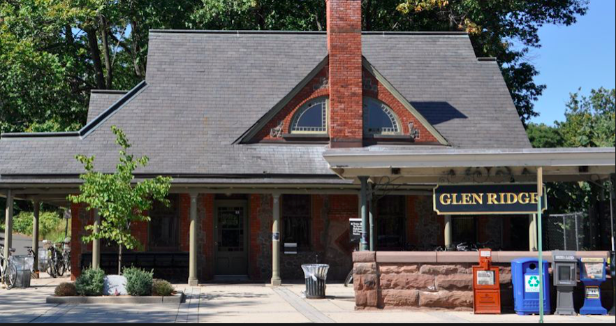 Glen Ridge Train Station