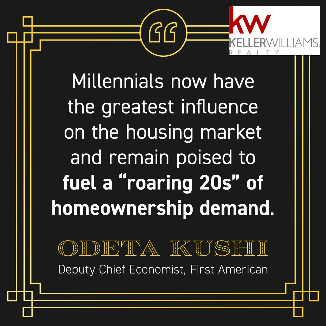 Millennials Have the Greatest Influence on Todays Market