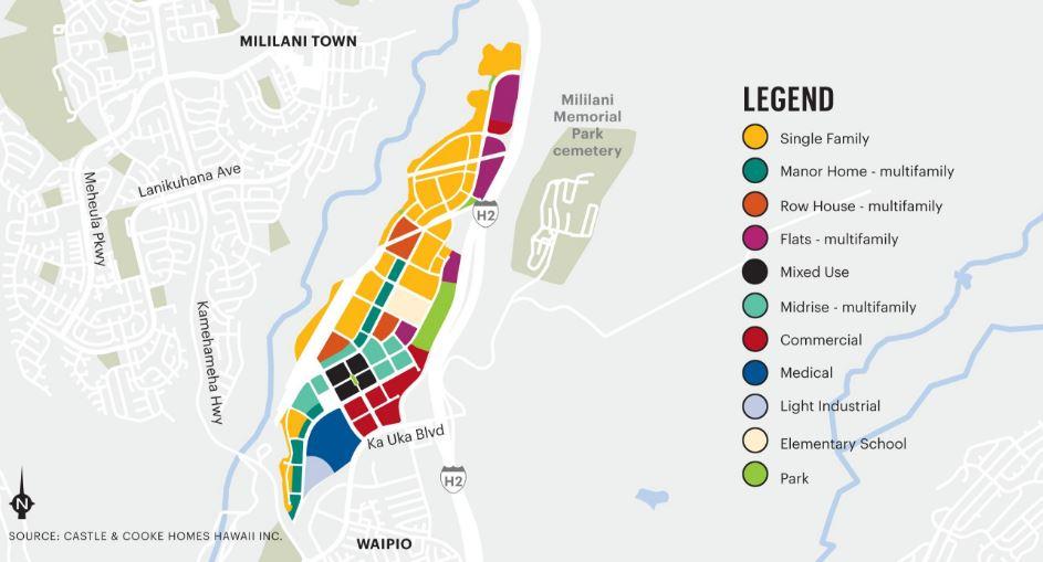Koa Ridge- New Central Oahu Development | HI Home Guide on