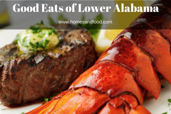Good Eats of Lower Alabama
