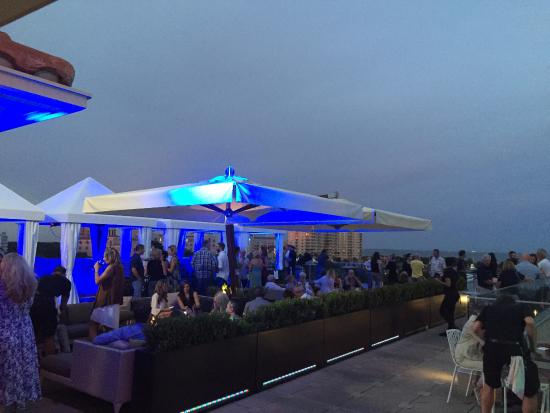 The Hurricane & Rooftop Bars in Tampa Bay Fly Bar The Hurricane The Canopy ...