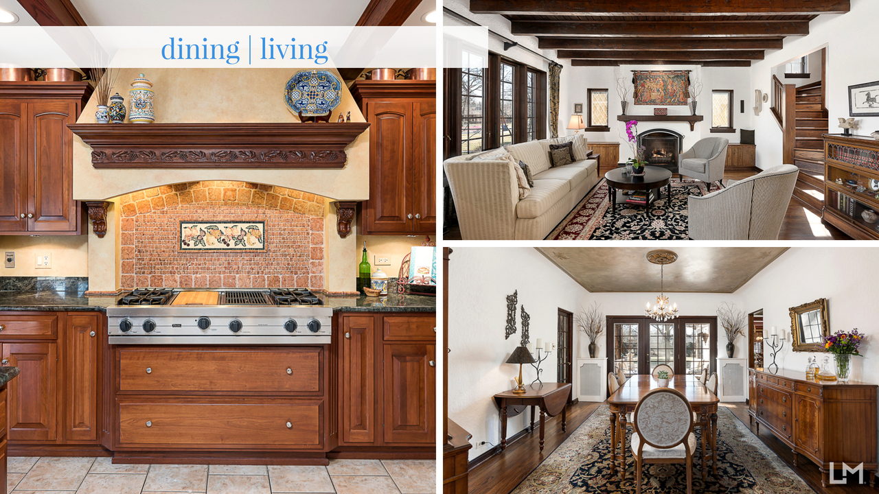 320 Kenilworth Dining and Living