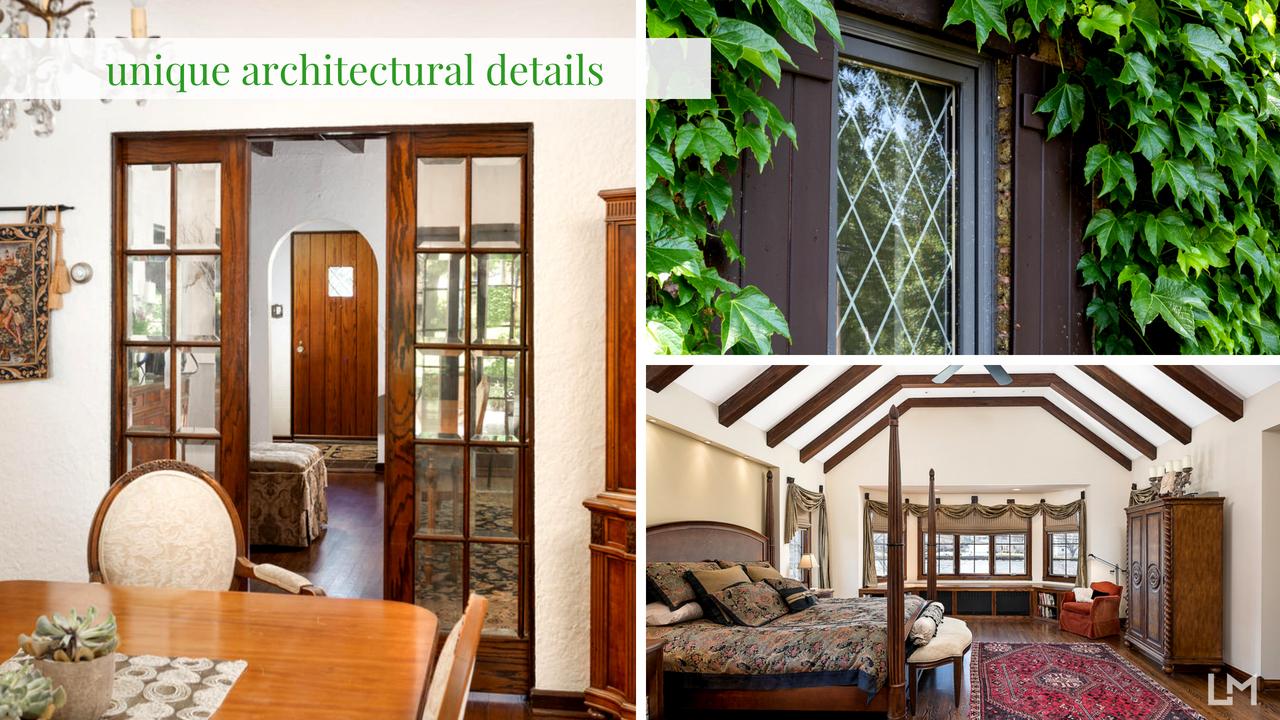 320 Kenilworth Tudor Architecture