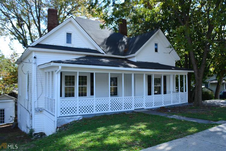 Give Me Five: Best Historic Homes for Sale in Gwinnett County