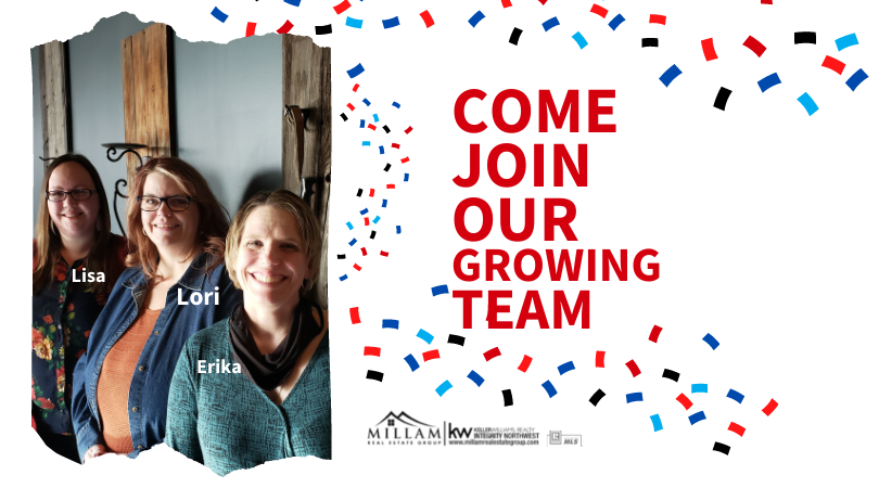 The Millam Real Estate Group Is Hiring