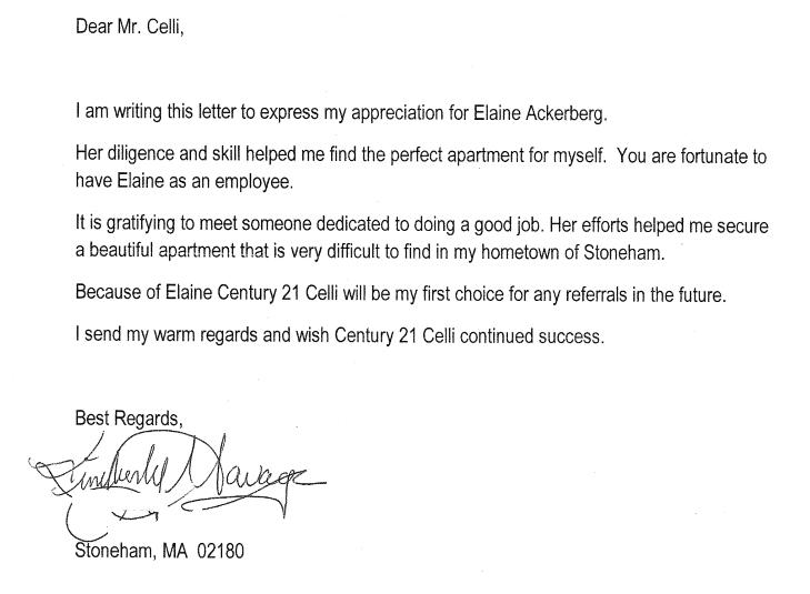 appreciation mail for good job done