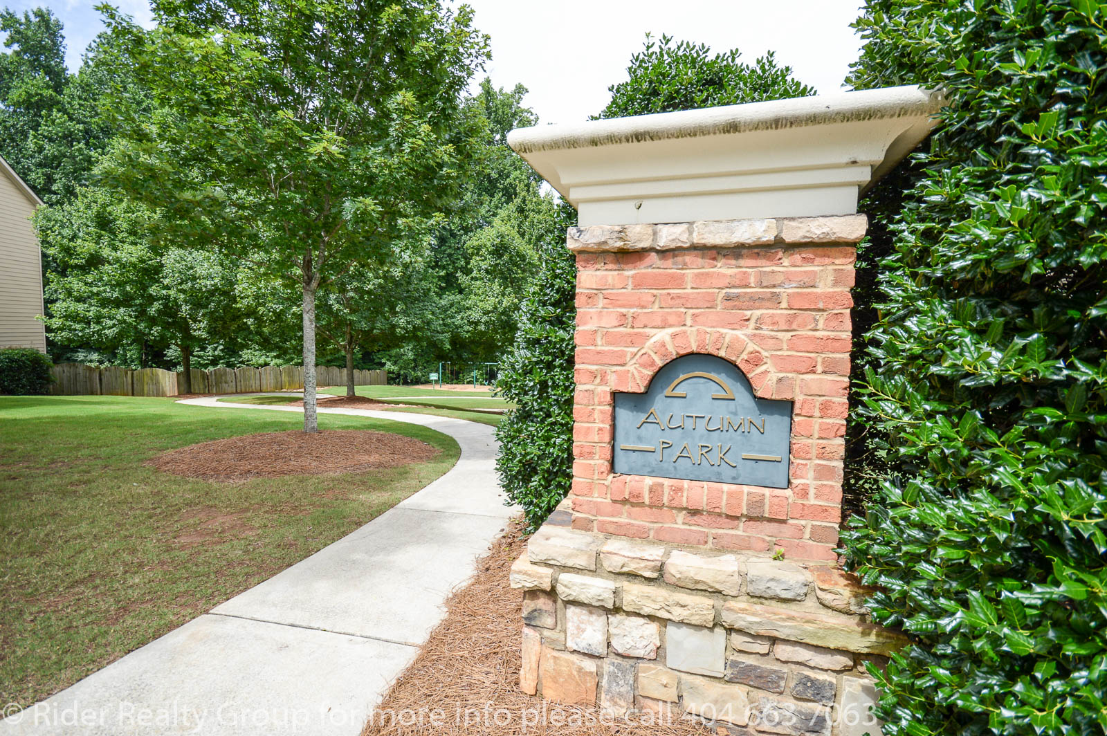 Trilogy Park in Hoschton Ga | Rider Realty Group | Gwinnett Realtor