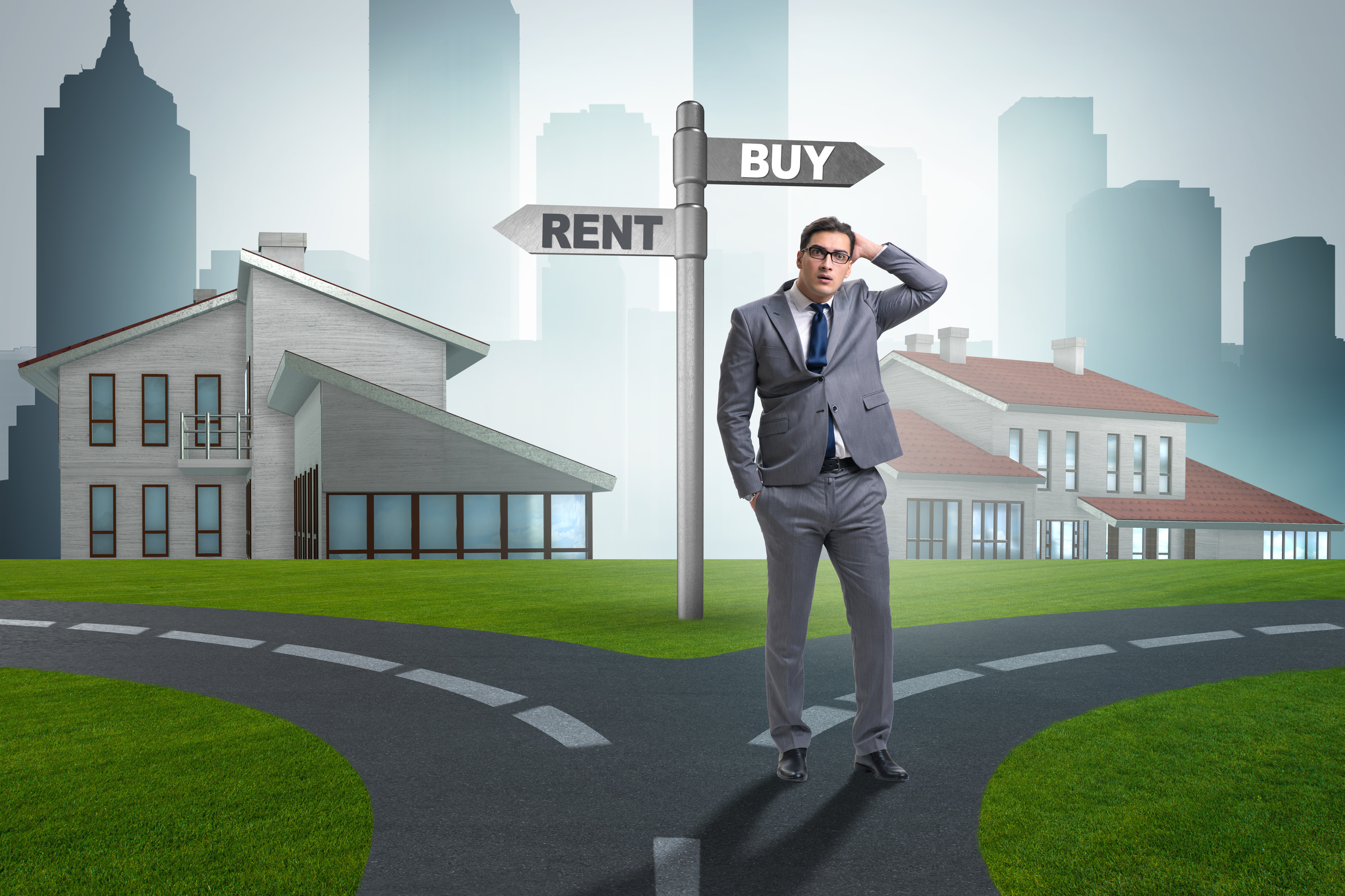 Renting versus Buying - Is Now the Time to Buy?