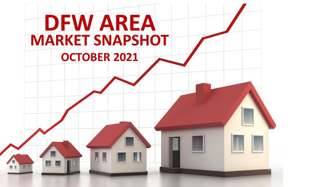 DFW Market Snapshot - October 2021