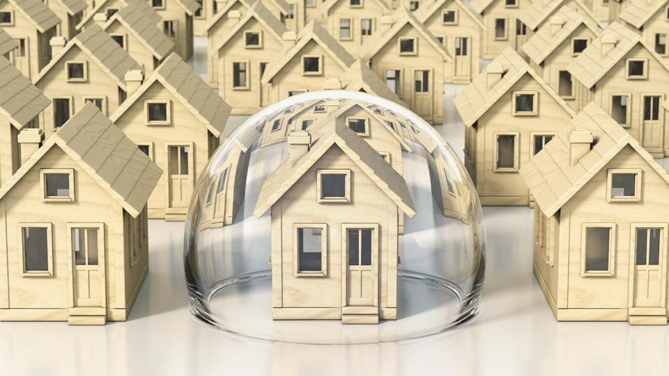 IS IT TIME FOR CONCERN - IS ANOTHER HOUSING BUBBLE ABOUT TO BURST?