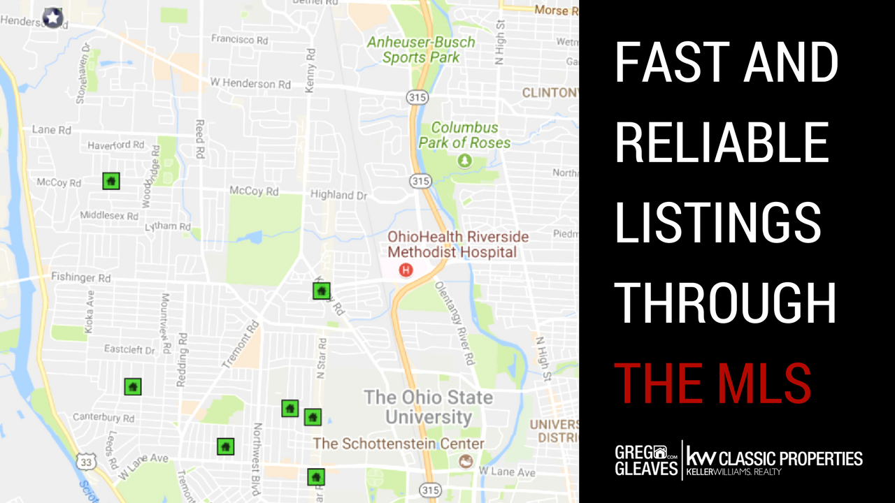Fast And Reliable Listings Through The MLS