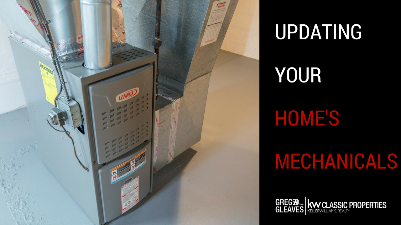 Updating Your Home's Mechanicals