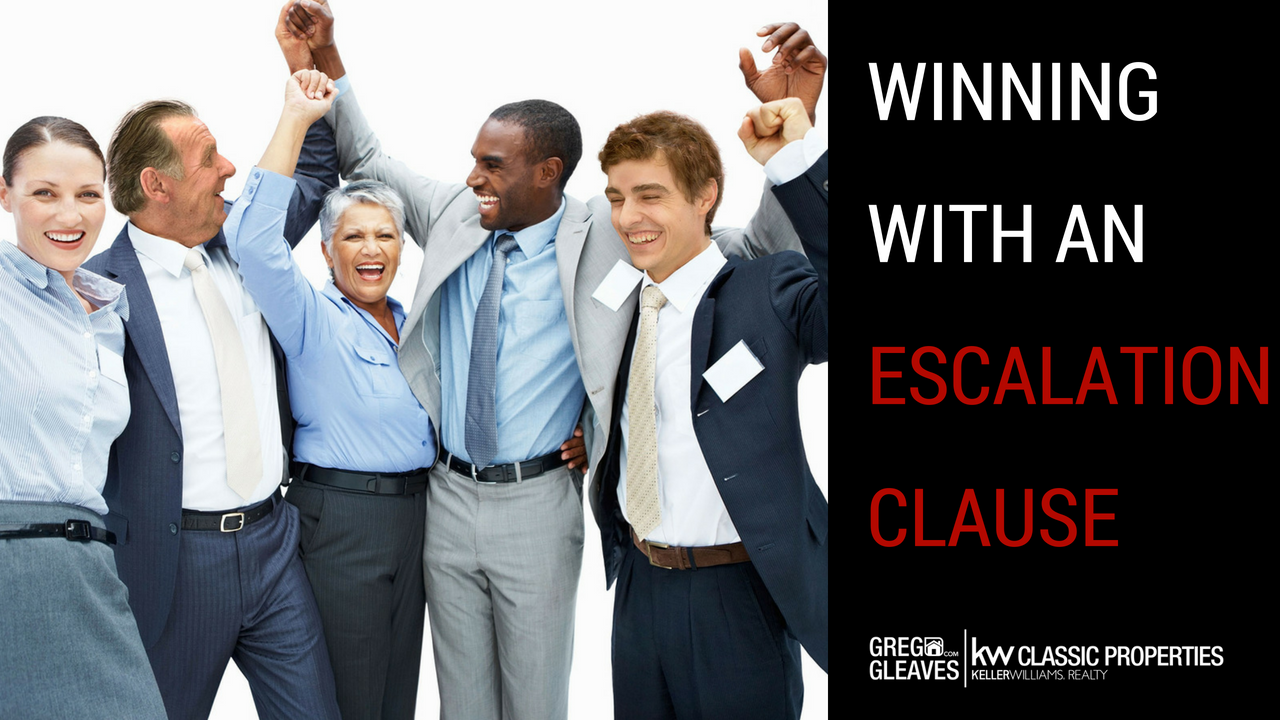 Winning With An Escalation Clause