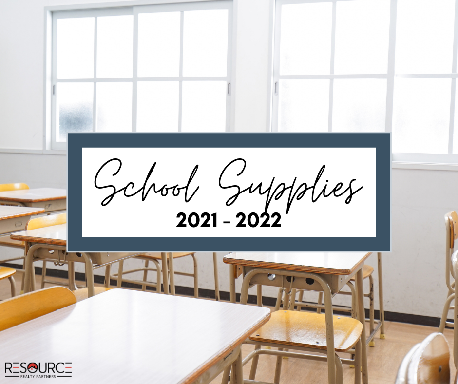 2021-2022 NKY (County) School Supply Lists