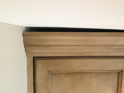 How To Install Kitchen Cabinets With Uneven Ceiling