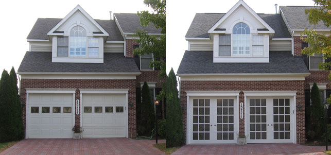 A New Garage Door Can Range In Price From $200 For A Single Door All The  Way Up To $4,000 For Two Or More Doors. The Average Homeowner Spends About  $1,063 ...