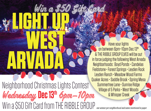 light up west arvada