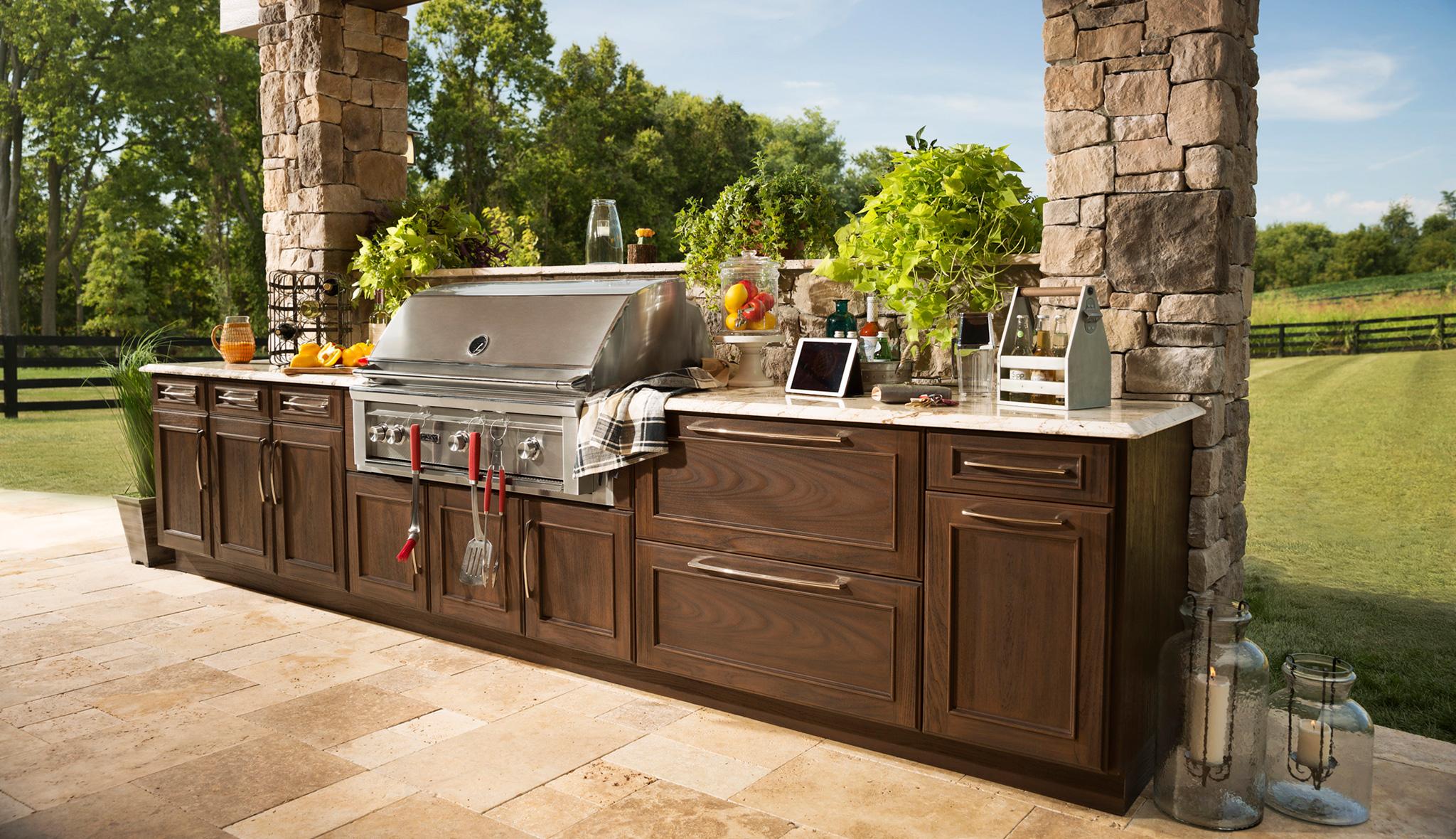Outdoor Kitchen Basics
