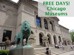 FREE Chicago Museum Days 2018