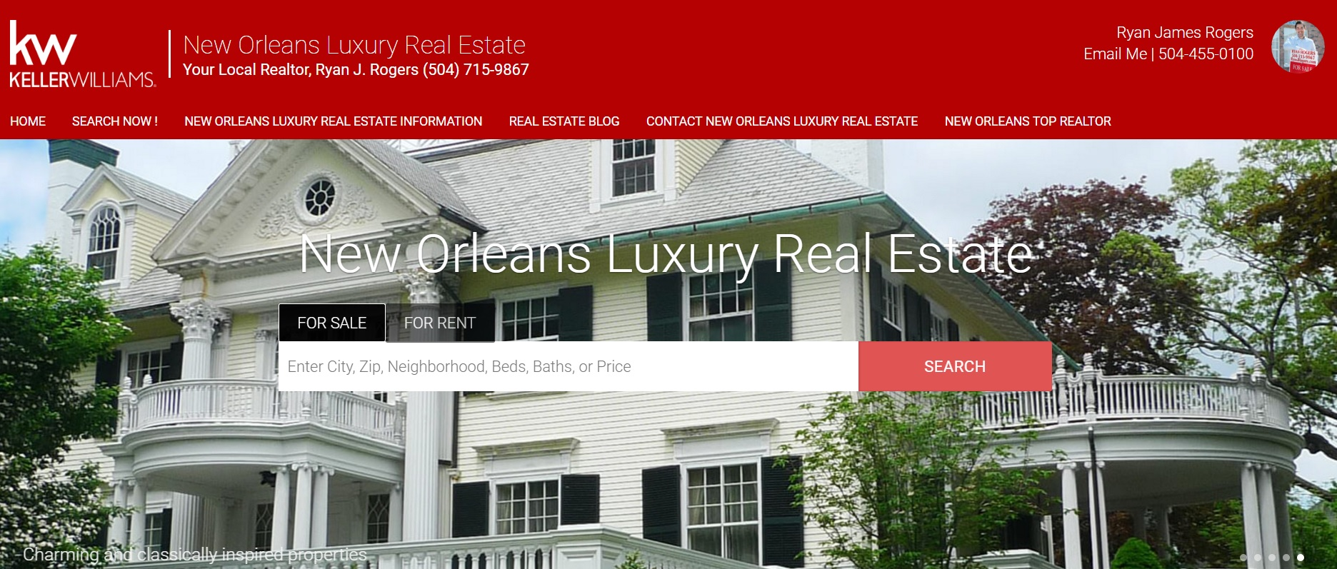 New Orleans Luxury Real Estate