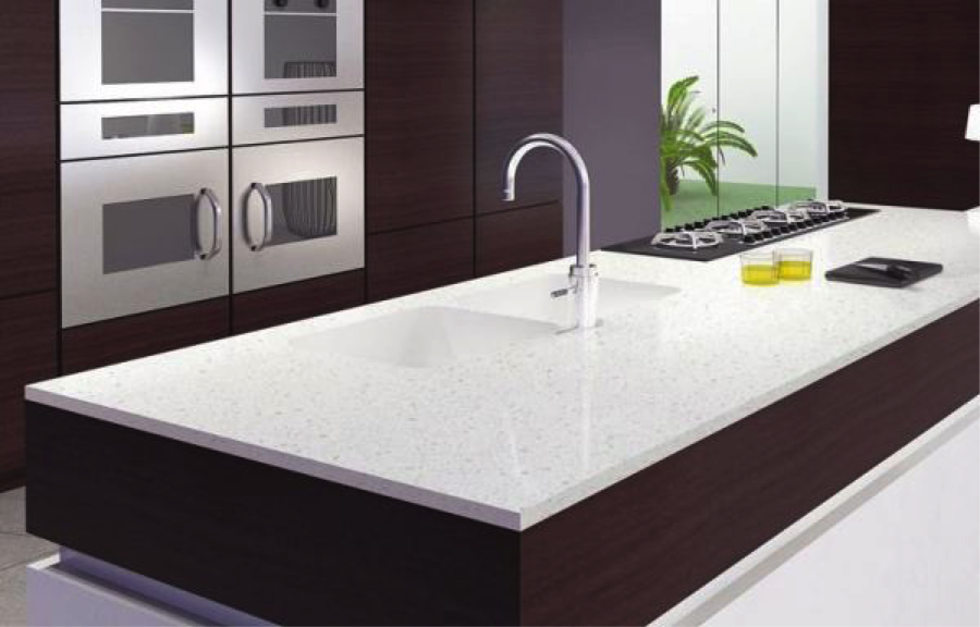 Practically Maintenance Free, Engineered Quartz Countertops Are Stain,  Acid, Scratch, Heat And Impact Resistant And, Thanks To Their Non Porous  Surface, ...