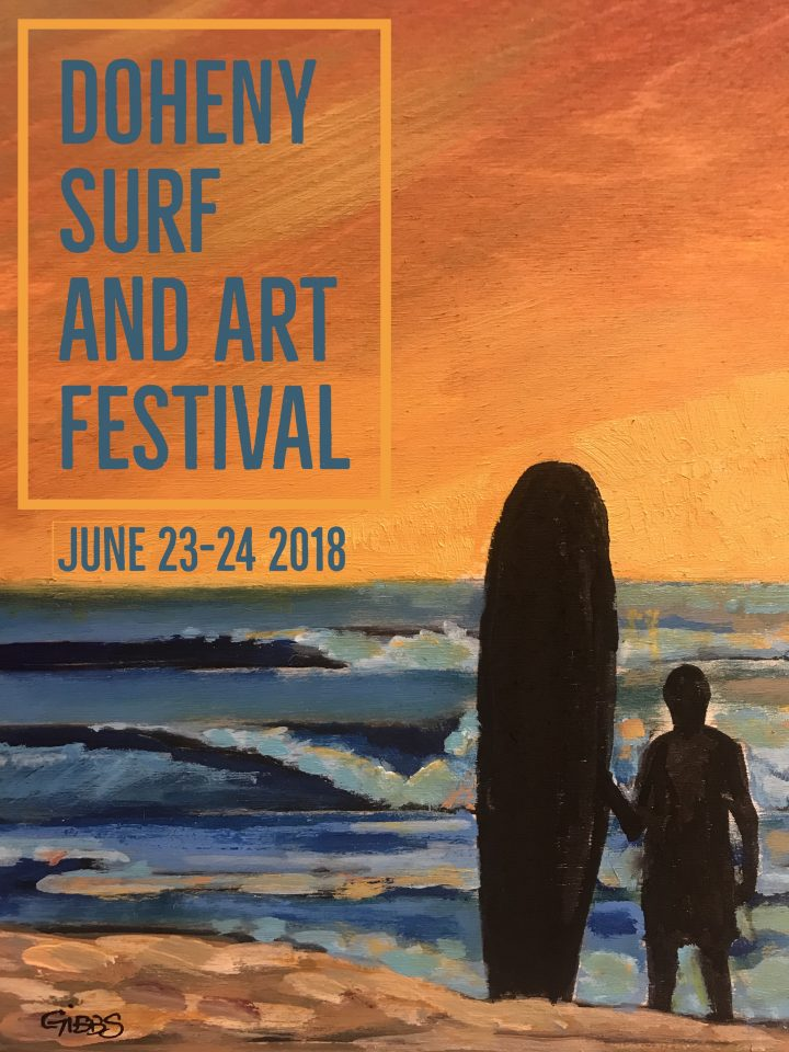 Doheny Surf and Art Festival