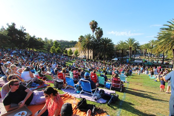 Summer Concerts RSM