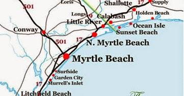 Real Estate Myrtle Beach | Myrtle Beach Areas