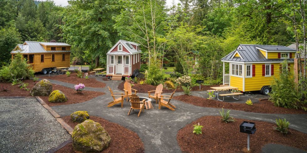 Tiny house villages are about to be the next big housing trend according to researchers