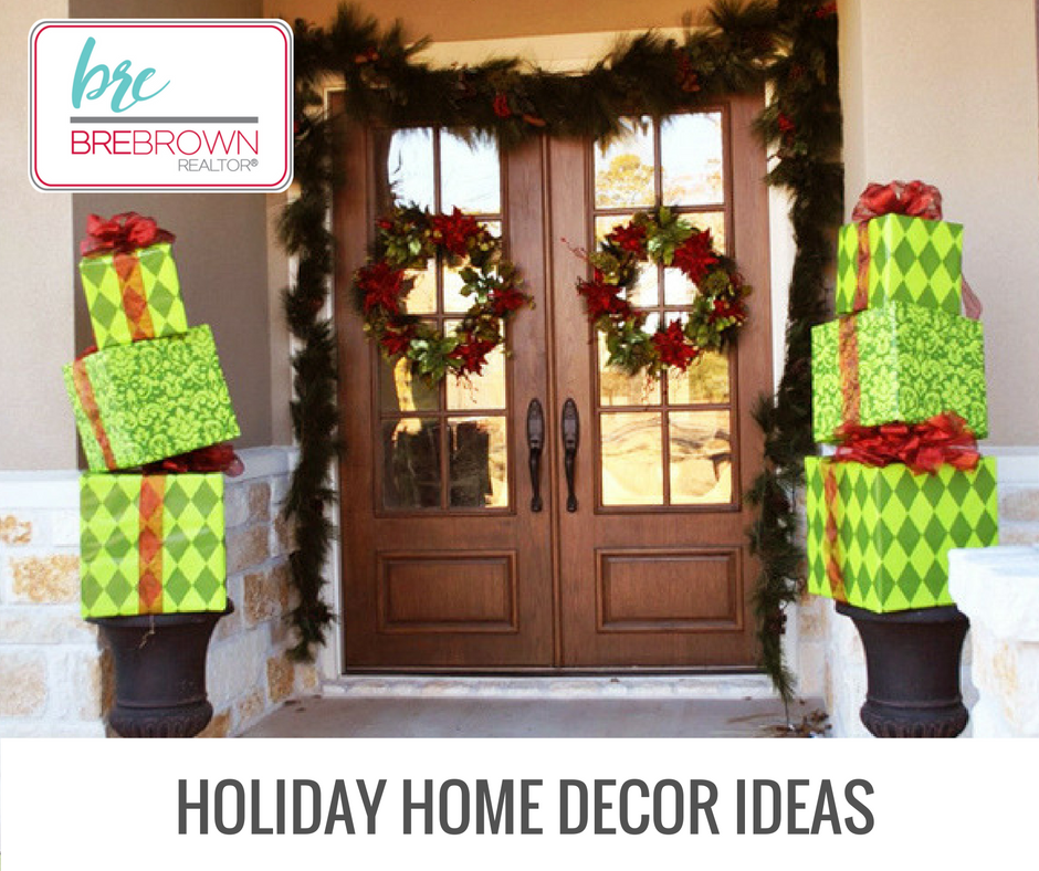 The Holidays Are Here And Thereu0027s No Better Time To Make Your Home A  Place Of Holiday Cheer Here Are Some Great Ideas For Diy And Inexpensive  Holiday.