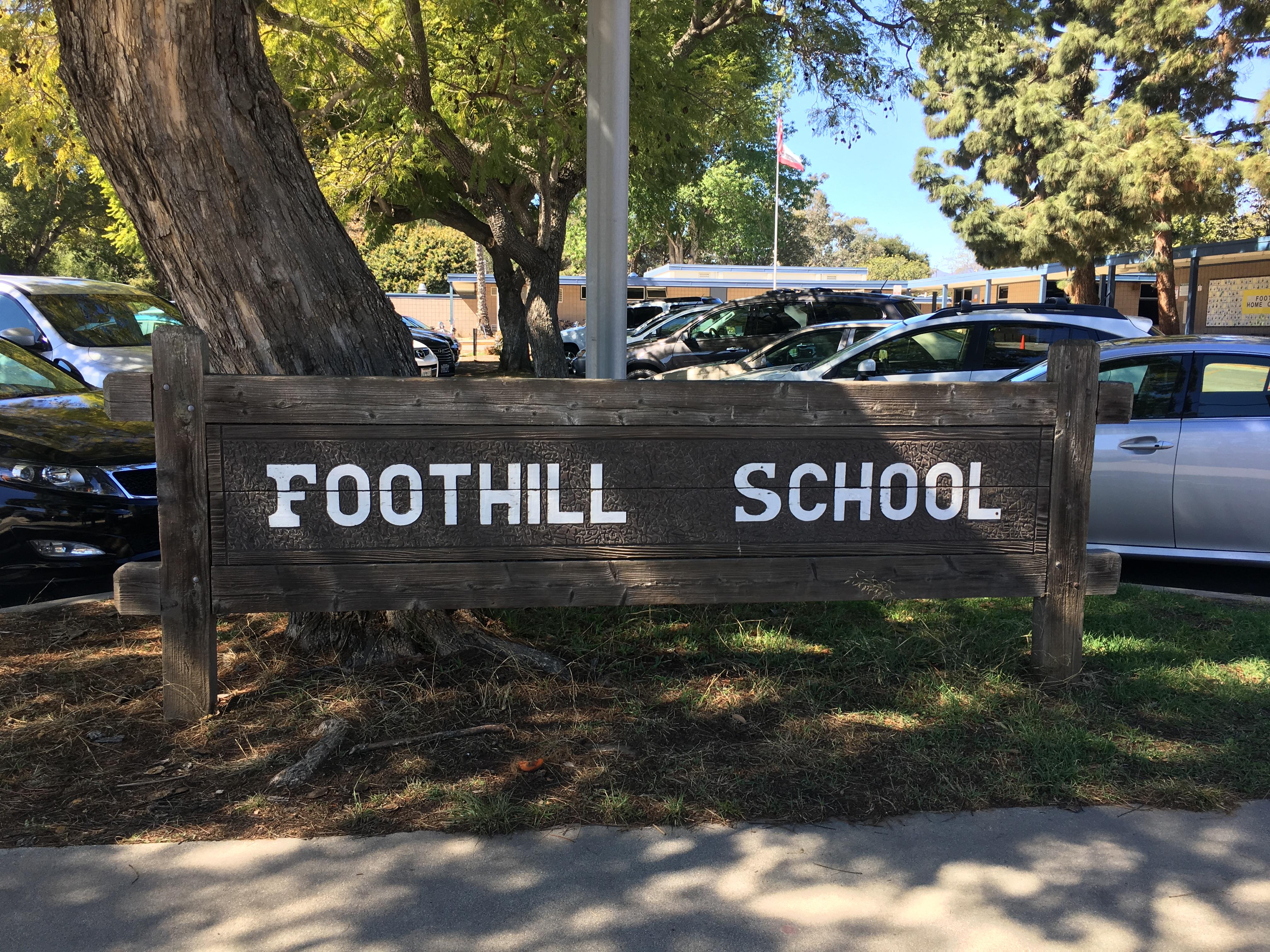 Foothill School Attendance Area - 142 Hemlock