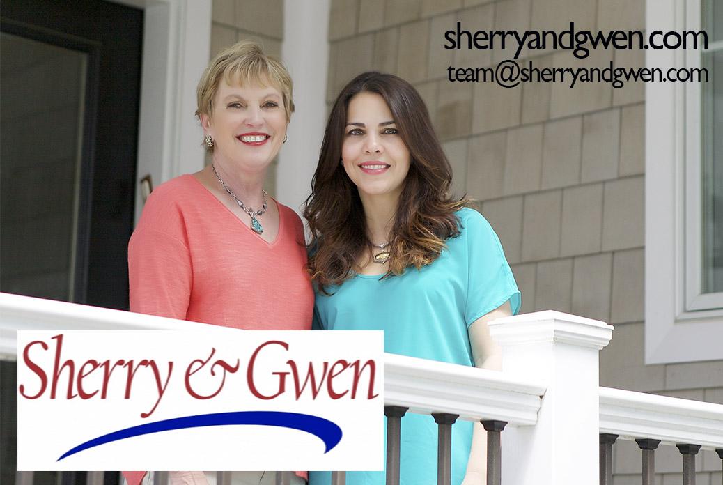Sherry Levine and Gwen Levine