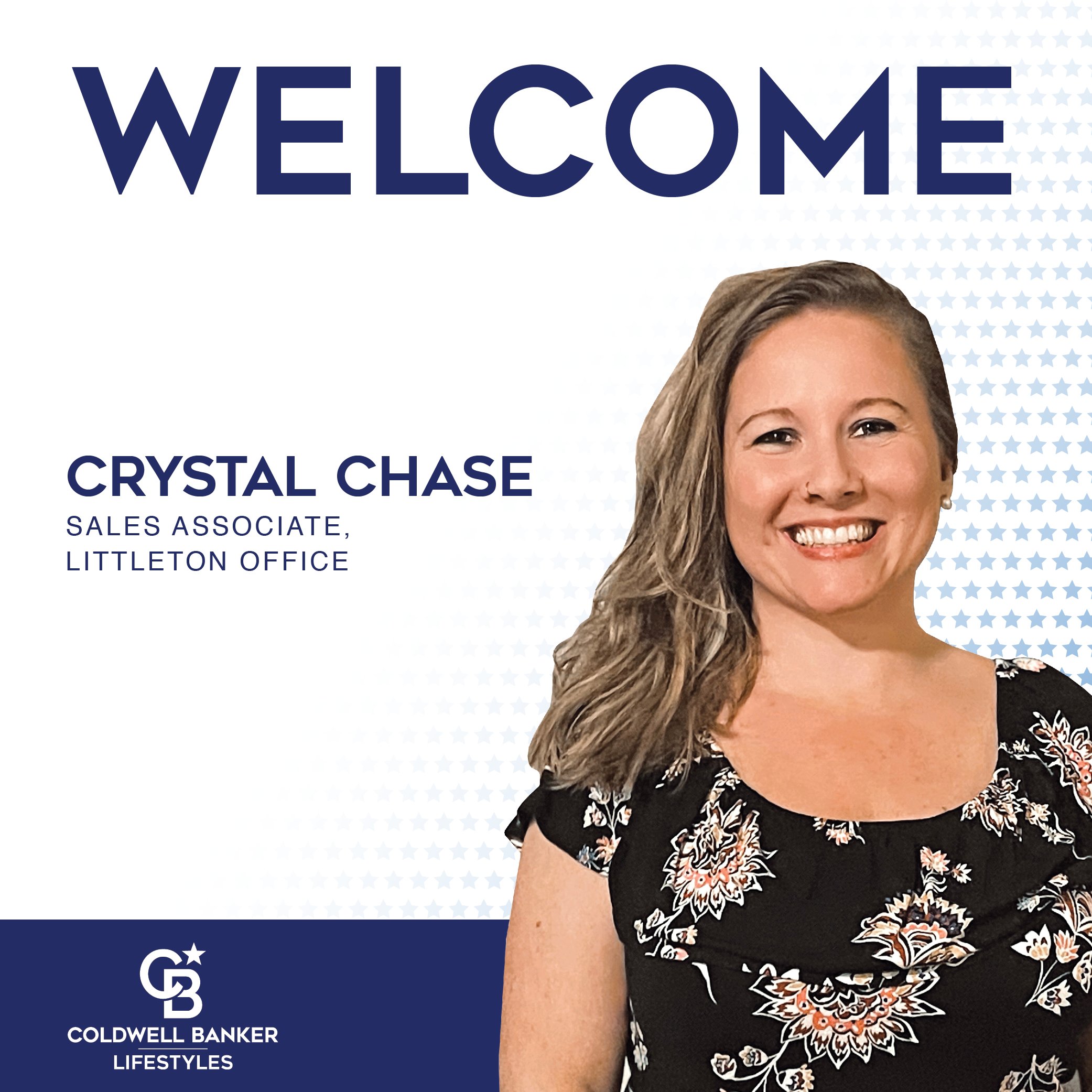 Welcome Crystal Chase