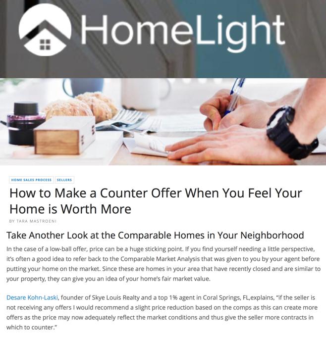 Homelight online