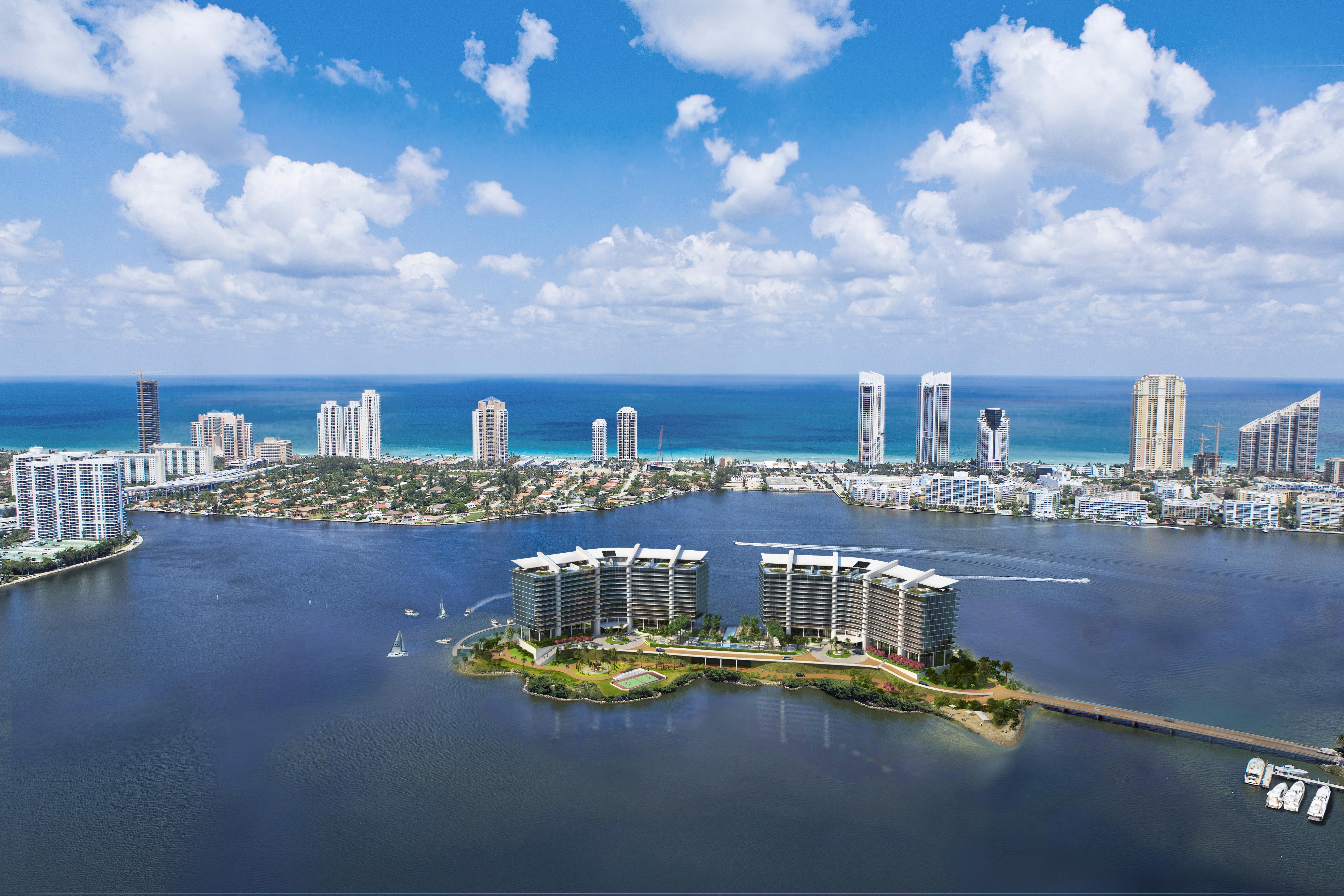 Prive Island Aventura Miami