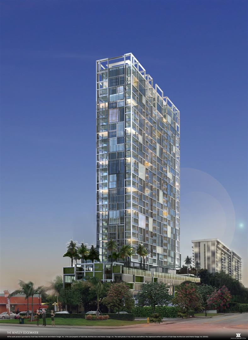 The Bentley Luxury Real Estate Miami