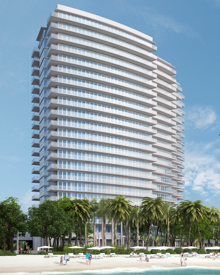Auberge Beach Residence Luxury Real Estate Miami