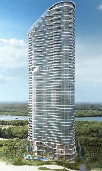 Ritz Carton Residences Luxury Real Estate Miami