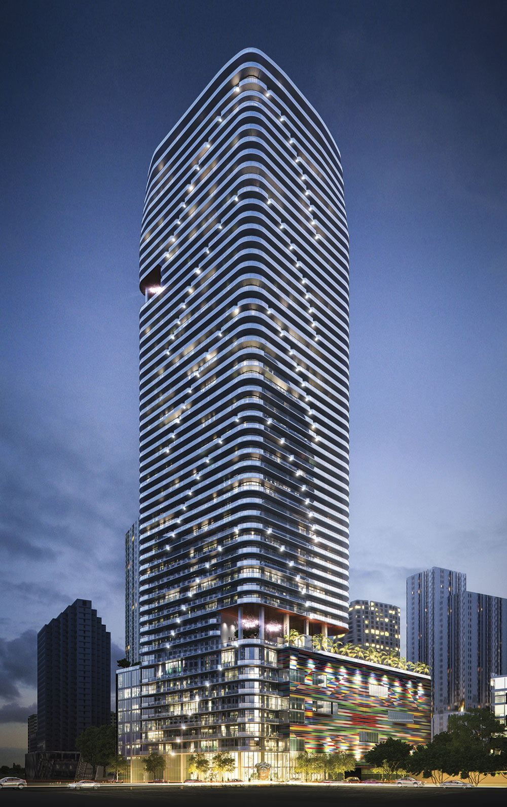 SLS Lux Brickell Luxury Real Estate Miami